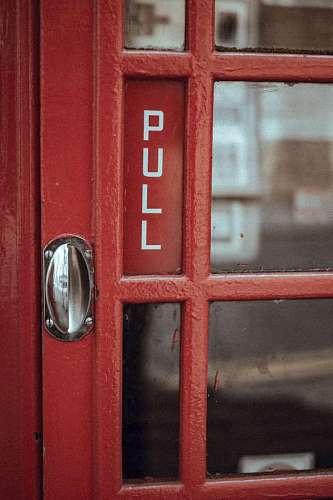 free images  Pull door