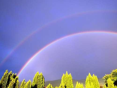 free images  Rainbow