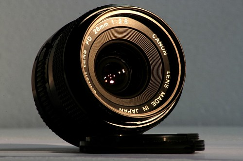 Reflex Camera Lens