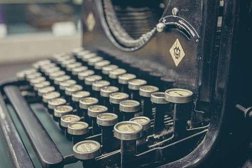 free images  typewriter