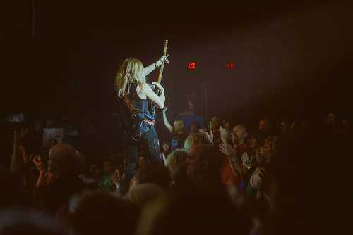free images  Rock concert