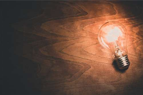 free images  Light bulb