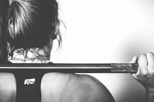 free images  Young Woman Crossfit