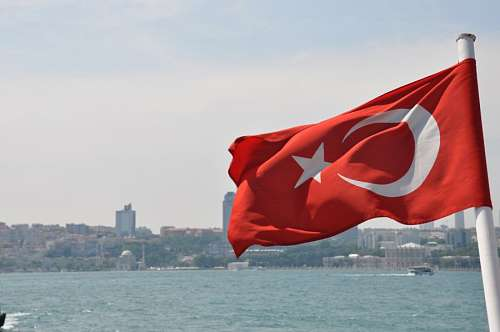 free images  Turkey Flag