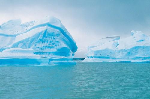 South Argentine Glacier