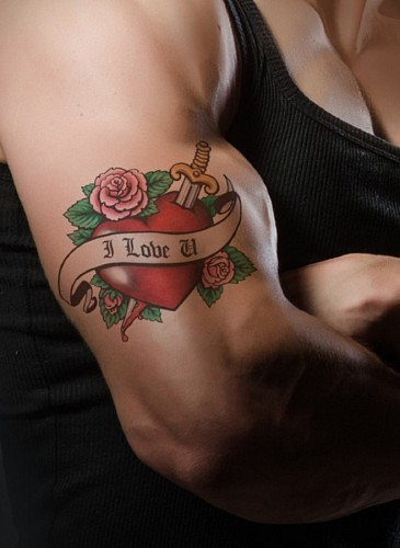 free images  Love tattoo