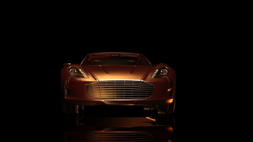 Wallpaper of cars Aston Martin One-77