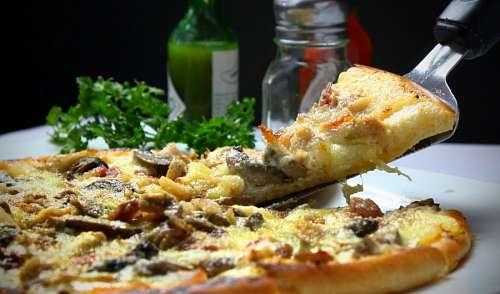 free images  mushrooms Pizza