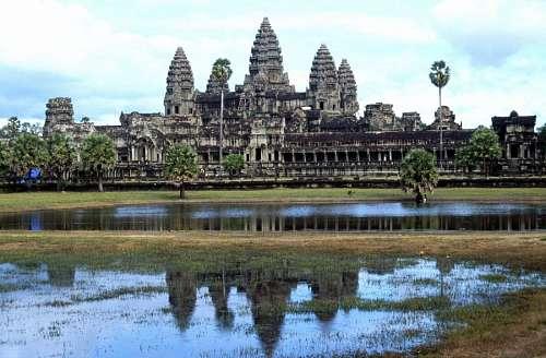 free images  Angkor Wat