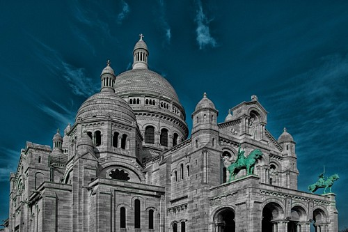 free images  Sacre Coeur Church