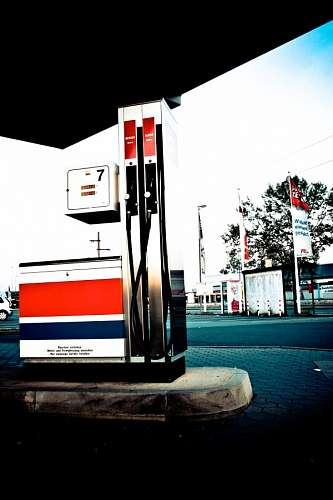 free images  Fuel Station