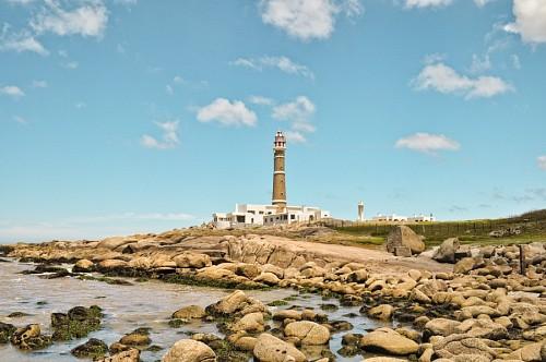 Lighthouse Cabo Polonio, Rocha, Uruguay