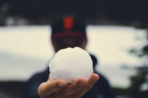 free images  Ice ball