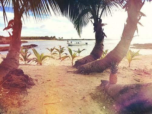 Beach Quintana Roo, México