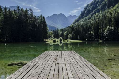 free images  Lake landscape