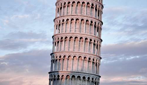 free images  Pisa Tower