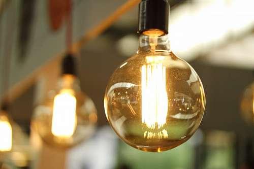 Bulb lamps