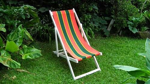 Poster, Relax, Garden, Comfort seat