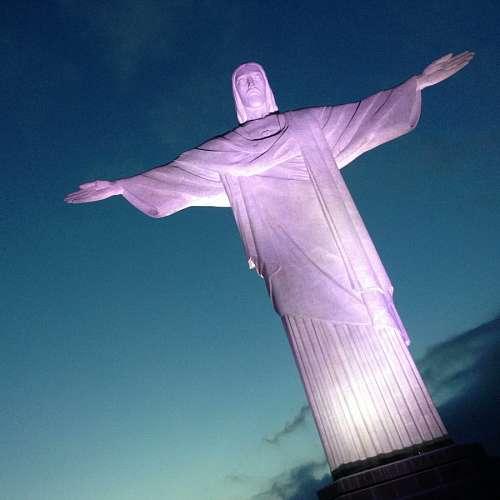 free images  Christ, Rio de Janeiro, Brazil