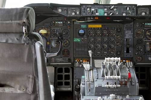 free images  Airplane Cabin