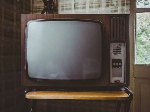 free images  tv vintage