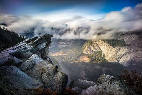 free images  yosemite park, USA