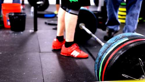 free images  weightlifting
