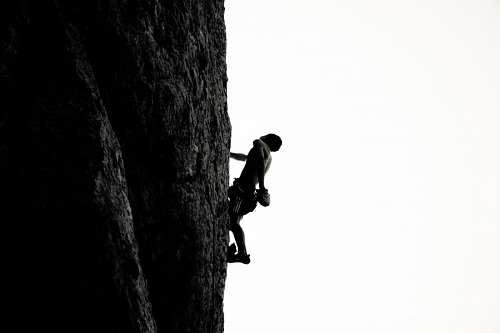 free images  man climbing