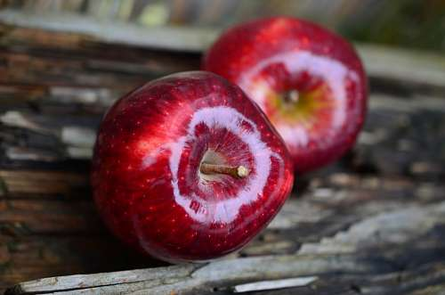 free images  Red Apple