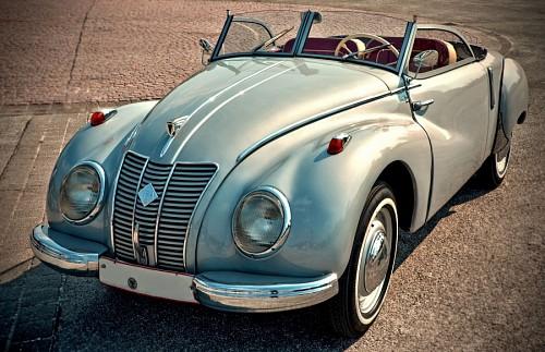 Classic car Ifa F9