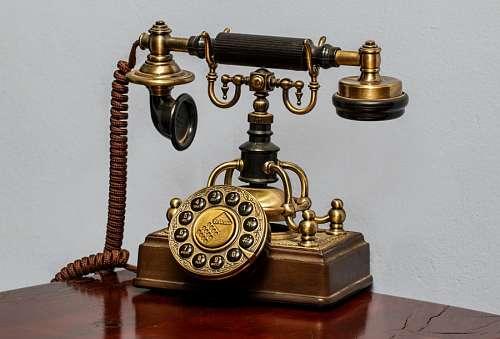 free images  Vintage Phone