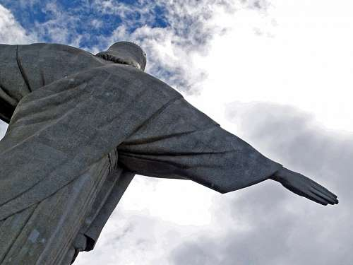 free images  Christ the redeemer