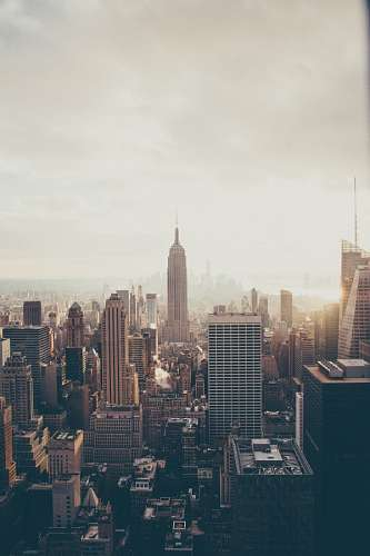 free images  Buildings New York City Vertical