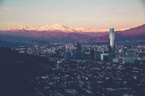 free images  Santiago de Chile