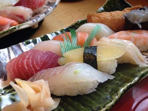 free images  Sushi