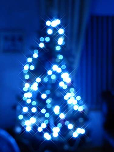 free images  Christmas tree
