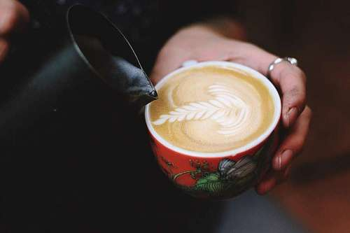 free images  Coffee shop