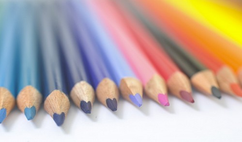 free images  Art with colored pencils