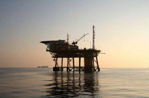 free images  Gas Marine Station
