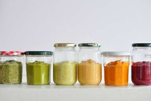 jar, jars, mayonnaise, color, colors, mix, mixado,
