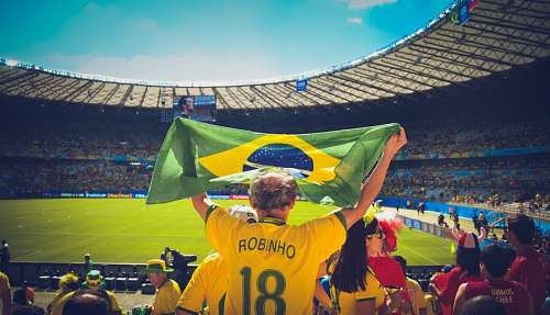 free images  Brazilian Fan