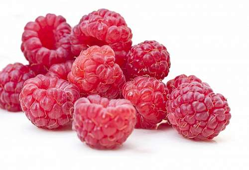 free images  raspberries