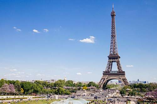 free images  Eiffel Tower