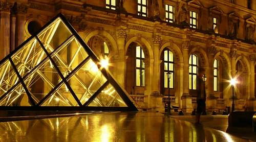 free images  Louvre, Paris