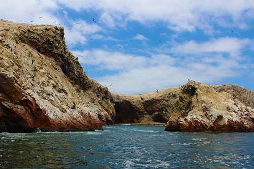 Islas Ballestas, Paracas, Peru