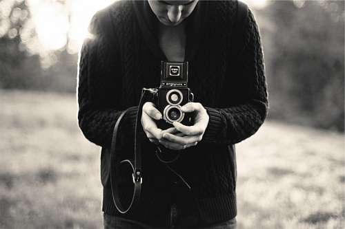 free images  Vintage Photographer