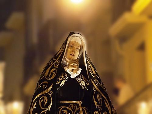 Virgen de Pamplona, España