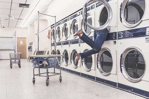 free images  Washing clothes