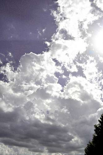 free images  sky reflection day, cloud, clouds, background, sum