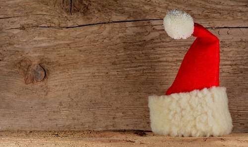 free images  Christmas hat